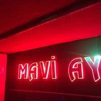 Photo taken at Mavi Ay Pub&Bar by Mazlum Ç. on 9/3/2016