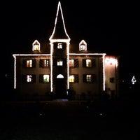 Photo taken at Wasserschloss Entenstein by Mario S. on 12/17/2013
