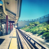 Photo taken at North Concord/Martinez BART Station by Tristan C. on 9/8/2013