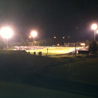 Photo taken at Centennial High School by Larry L. on 10/5/2013