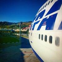 Photo taken at Boeing 747-400 by Ivan K. on 11/4/2014