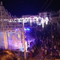 Photo taken at Lido di Otranto by Cristina V. on 8/31/2013
