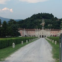 Photo taken at Villa Fenaroli Palace Hotel by Paolo B. on 7/6/2013