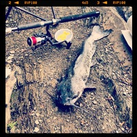 Photo taken at Mills-Norrie State Park Campground by Kseniya K. on 9/1/2013