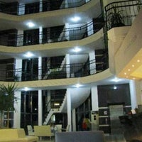 Photo taken at Kervansaray Marmaris Hotel & Spa by Pinar E. on 6/24/2013