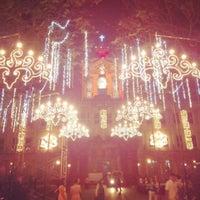 Снимок сделан в University of Santo Tomas Quad пользователем Sarah Giselle A. 12/19/2013