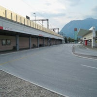 Photo taken at Autostazione Gemona Del Friuli by Alberto M. on 9/18/2013