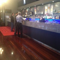 Photo taken at Watermark Docklands by Michael W. on 8/27/2013