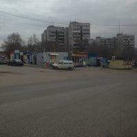 Photo taken at ост. Топографический Техникум by Anastasiya G. on 4/17/2014
