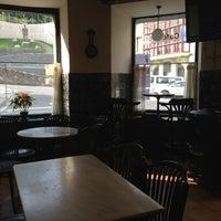 Photo taken at Café Vitoria by Gabriela M. on 7/11/2013