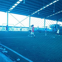 Photo taken at Premier Futsal - CityMall (RoofTop) by Seto E. on 10/20/2013