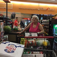 Photo taken at Winn-Dixie by Joseph C. on 7/3/2015