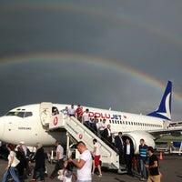 6/25/2013 tarihinde Savas U.ziyaretçi tarafından Kars Harakani Havalimanı (KSY)'de çekilen fotoğraf