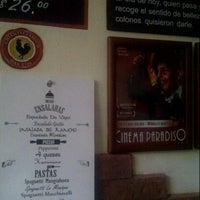 Das Foto wurde bei Ilfiore : Fonda Popular Italiana von Citlali C. am 9/20/2013 aufgenommen