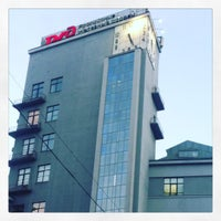 "Photo taken at ГВЦ ОАО ""РЖД"" by Дмитрий С. on 10/19/2015"
