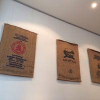 Das Foto wurde bei Vits Cafe & Rösterei von Tadashi N. am 10/11/2013 aufgenommen