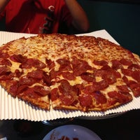 Photo taken at Benny's Pizza by Ronnie R. on 8/15/2013