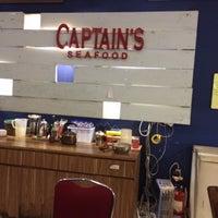 Photo taken at Captain's Seafood by photobysondhiar s. on 8/18/2016