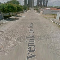 Photo taken at Avenida das Tulipas by Daniel S. on 7/27/2013