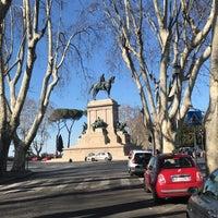 Photo taken at Piazzale Giuseppe Garibaldi by Jon🌴🌊🏄🌅 R. on 2/10/2018