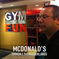 Photo taken at McDonald's by Jeroen on 2/12/2013