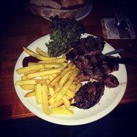Das Foto wurde bei San Diego Steakhaus von Jeroen am 1/2/2014 aufgenommen