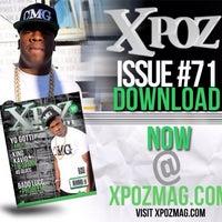 Photo taken at Xpoz Magazine HQ by ernie d. on 11/12/2013