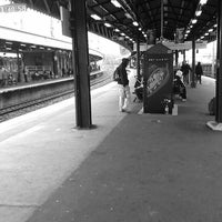 Photo taken at Strathfield Station (Platforms 7 & 8) by Wilson P. on 6/22/2013