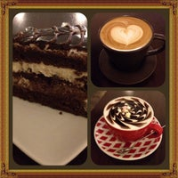 Photo taken at Blackstone Bakery And Cafe by Nicolle T. on 7/13/2014