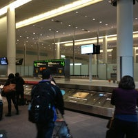 Photo taken at Baggage Claim by Chrissy S. on 10/27/2013