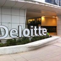Photo taken at Edificio Corporativo Deloitte by Pedro C. on 8/6/2013