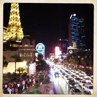 5/27/2013 tarihinde Osse F.ziyaretçi tarafından The Las Vegas Strip'de çekilen fotoğraf