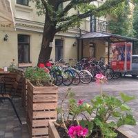Снимок сделан в DRUZI cafe & bar пользователем Angelina K. 7/11/2013