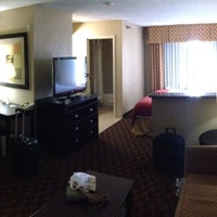 Photo taken at Holiday Inn Express & Suites Albuquerque Midtown by Костянтин П. on 9/1/2013