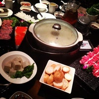 Photo taken at Laowang Hotpot by Paco C. on 11/23/2013