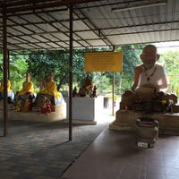 Photo taken at Wat Rajaphojong Thai Buddhist Temple by Mandy Love on 2/26/2015