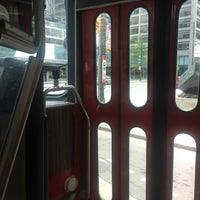 Photo taken at TTC Streetcar #504 King St by Kyle M. on 7/1/2014