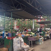 Photo taken at Центральный рынок by Ира on 6/16/2014