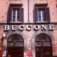Photo taken at Enoteca Buccone by Leo D. on 7/6/2013