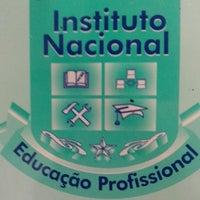 Foto tirada no(a) INEP - Instituto Nacional de Educação Profissional por Vitor L. em 6/26/2013