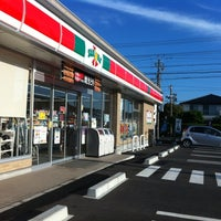 Photo taken at サンクス 掛川大池店 by 旭 町. on 6/13/2014