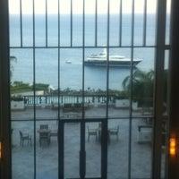 Photo taken at Kempinski Hotel Barbaros Bay by Hasan K. on 7/5/2013