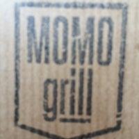 Photo taken at MOMO grill by Darius D. on 7/5/2014