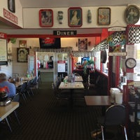 Photo taken at Jean's Itsy Bitsy Diner by Jean's Itsy Bitsy Diner on 7/9/2013