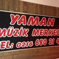 Photo taken at Yaman Müzik Merkezi by Mustafa Ö. on 6/27/2013