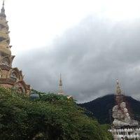 Photo taken at Wat Phra That Pha Son Kaew by Pattarasiri T. on 6/22/2013