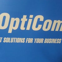 Photo taken at OptiCom by Анастасия Л. on 7/4/2013