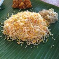 Photo taken at 7 Spice Indian Cuisine by Zazu Muahssxx A. on 6/18/2013