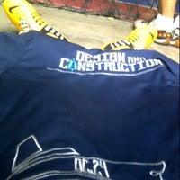 Photo taken at Marina Futsal Center by Cahyo P. on 1/13/2014