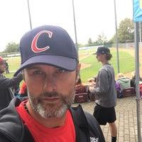 Das Foto wurde bei Baseballfield Stuttgart Reds von Roberto P. am 8/25/2018 aufgenommen